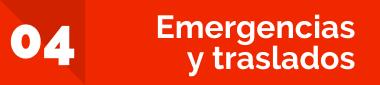 Emergencias y traslados